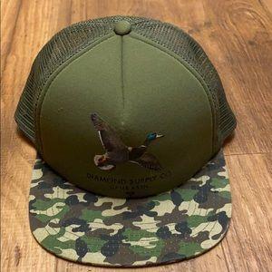 Diamond Supply Co. Trucker Hat